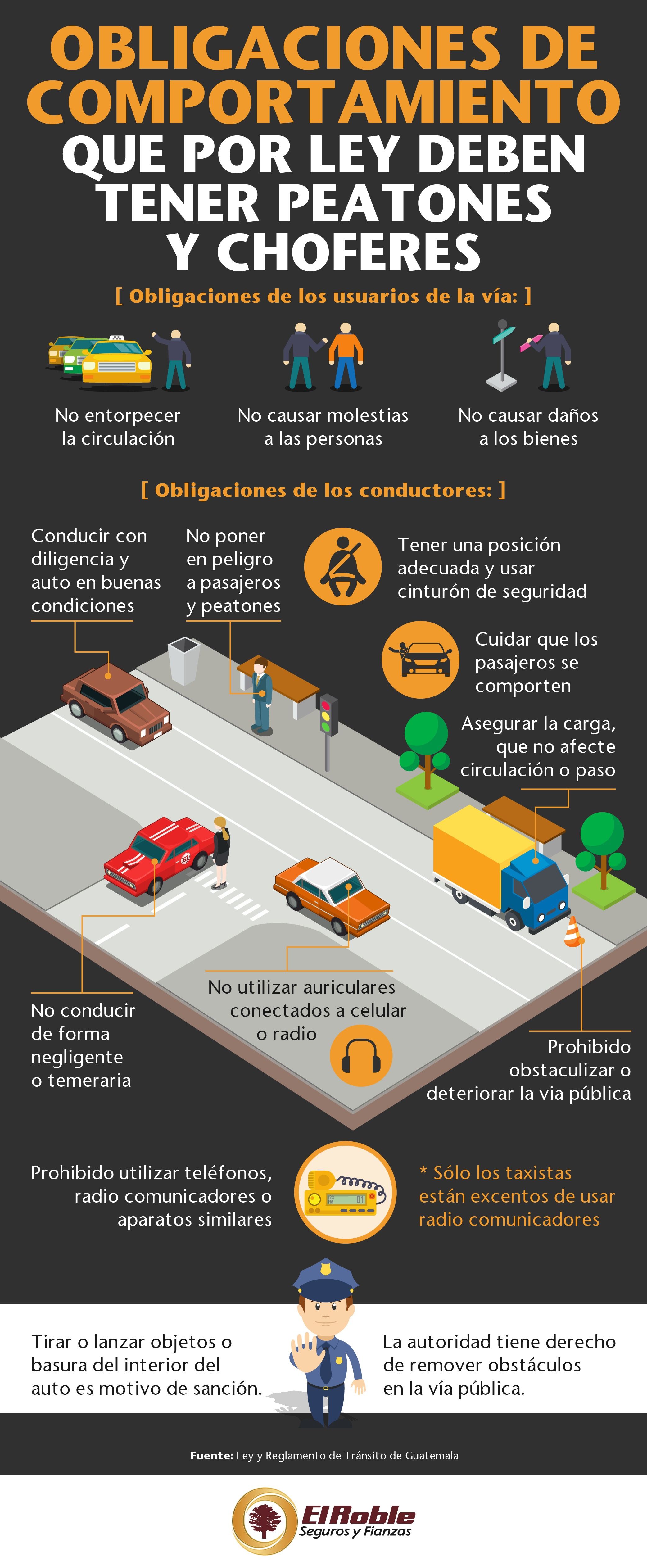 Infografia_7_educacion_vial normas de comportamiento