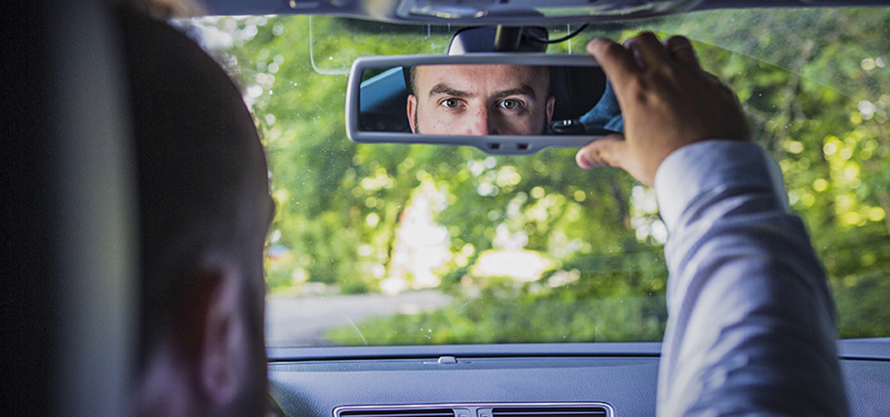 2. ¿Sabes cómo disminuir los ángulos muertos mientras conduces?