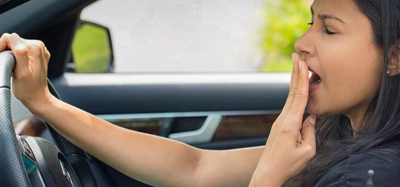 2. ¿Sueño al volante? Aquí te decimos cómo mantenerte despierto