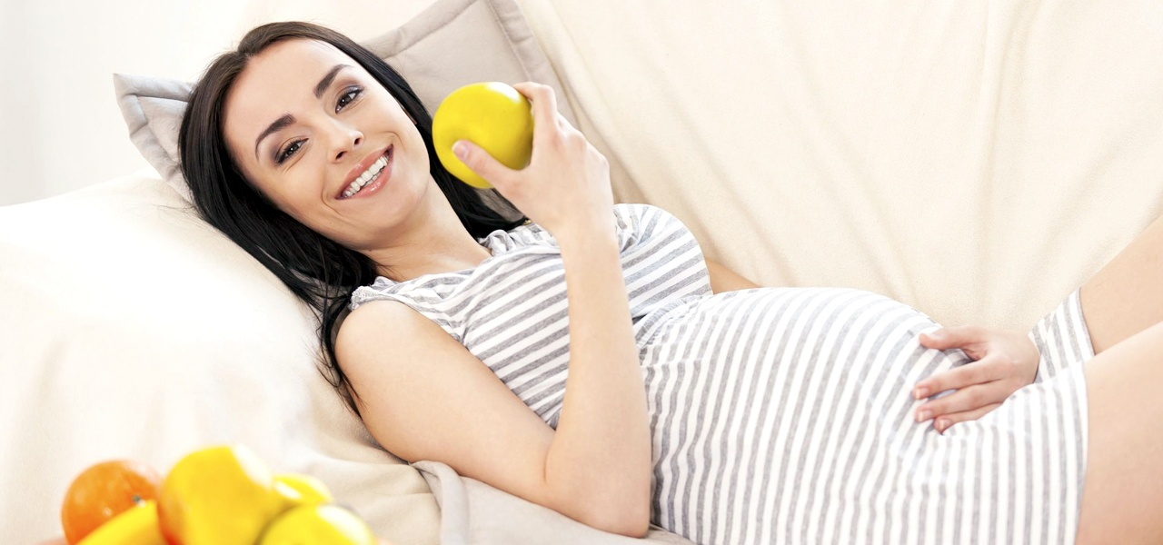 Hábitos saludables durante el embarazo