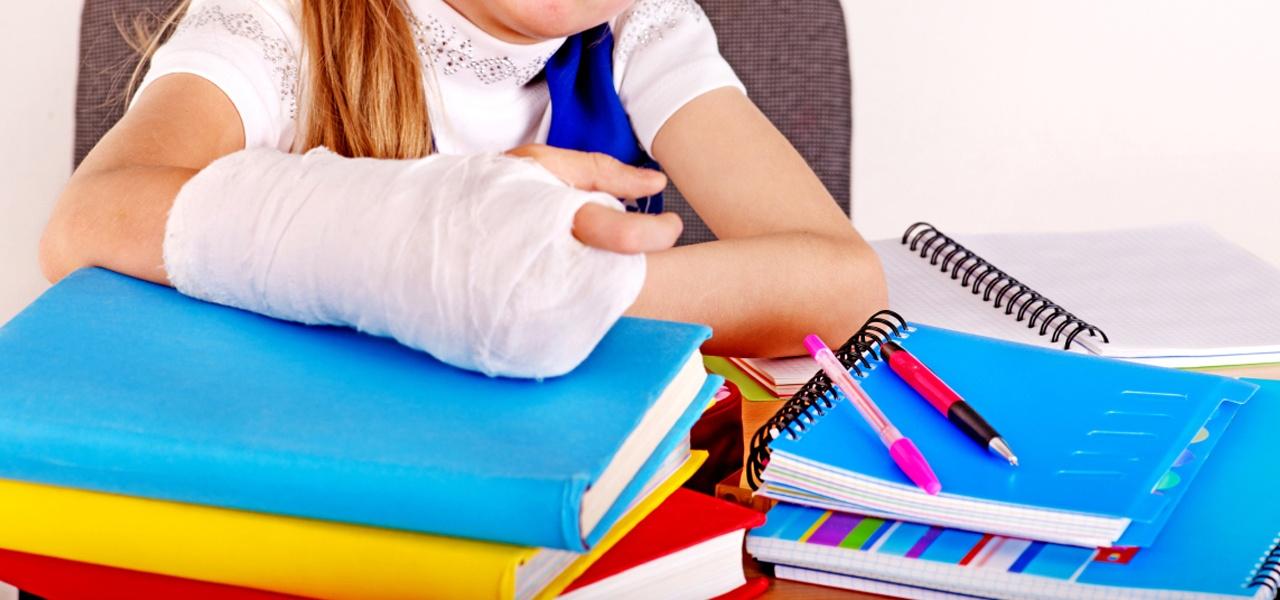 ¿Cómo prevenir los accidentes más comunes en el colegio?