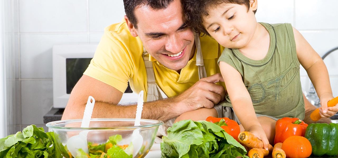 Alimentación para mis hijos