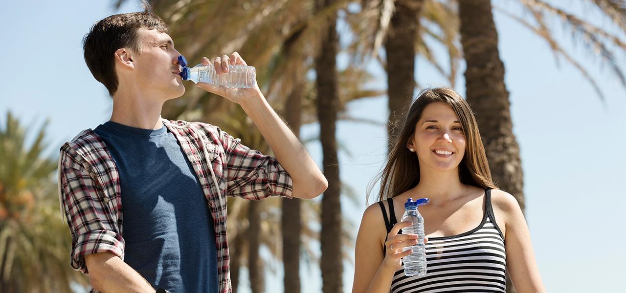 01.09.18 Cómo prevenir la deshidratación en Semana Santa