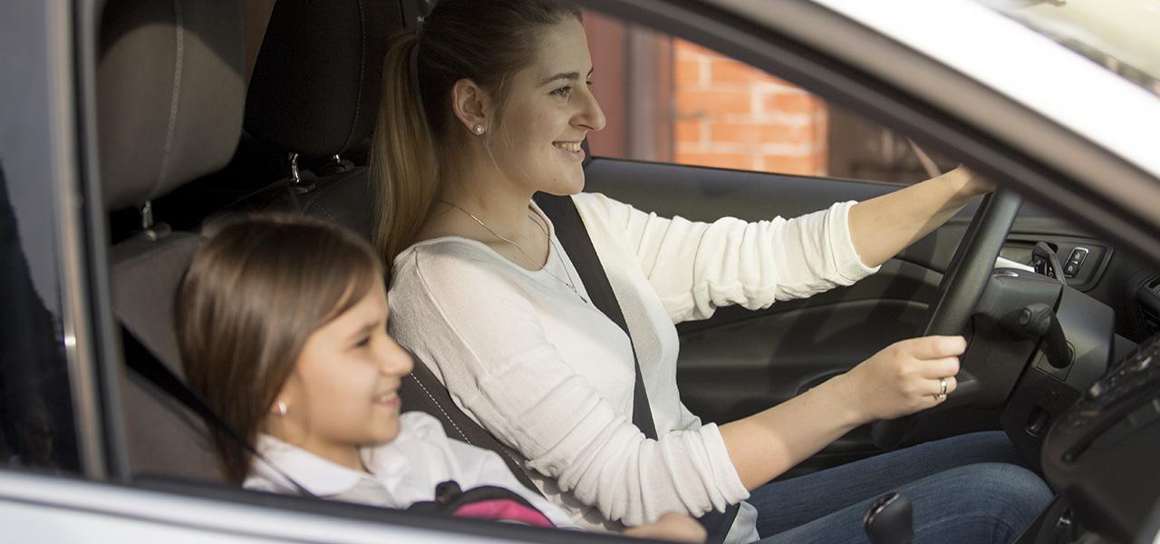 Vehículo familiar: El tipo de carro ideal para mamá